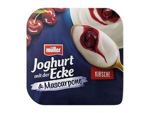 Müller Joghurt mit der Ecke