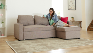 Dacota Loungesofa mit Bettfunktion