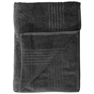 Badelaken KRONBORG® Premium (100x150, anthrazit)