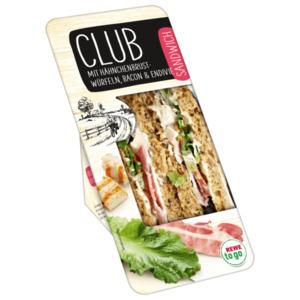 REWE to go Club Sandwich