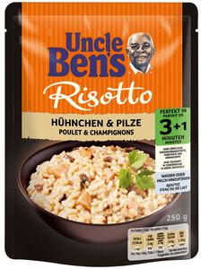 Uncle Ben´s Risotto Hühnchen & Pilze 250 g