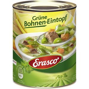 Erasco Grüner Bohnen-Eintopf mit Rindfleisch 800 g