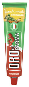 Oro di Parma Tomatenmark mit Würzgemüse 200 g