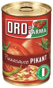Oro di Parma Pizzasauce Pikant 425 g