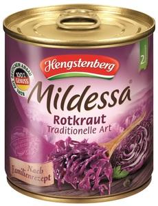 Hengstenberg Mildessa Rotkraut 300 g