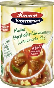 Sonnen Bassermann Herzhafte Gulaschsuppe 400 ml
