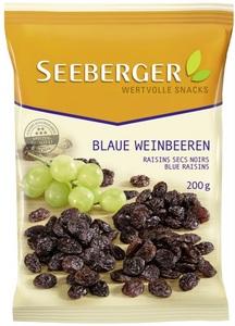 Seeberger Blaue Weinbeeren 200 g