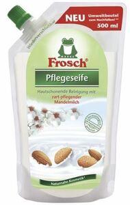 Frosch Pflegeseife Mandelmilch Nachfüllpack 0,5 ltr