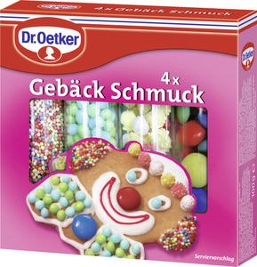 Dr.Oetker Gebäckschmuck 100 g