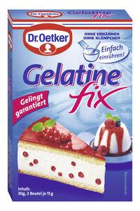 Dr.Oetker Gelatine Fix 30 g