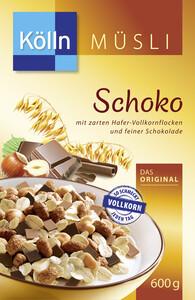 Kölln Müsli Schoko 600 g