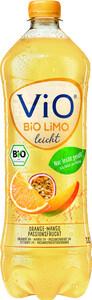 Vio Bio Limo leicht Mango 1 ltr PET