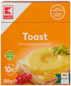 K-CLASSIC  Schmelzkäsescheiben