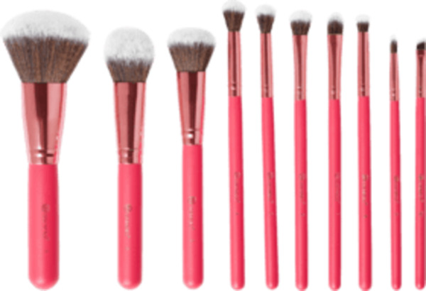 BH Cosmetics  Pinselset Bombshell Beauty - 10teilig