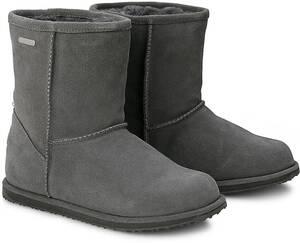 Boots Brumby Lo von EMU in grau für Mädchen. Gr. 31,32,33,35,36