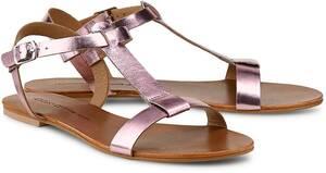 Sommer-Sandale von COX in rosa für Damen. Gr. 36,37,38,39,40,42
