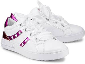 Trend-Sneaker von Bugatti in weiß für Damen. Gr. 37,38,39,40,41