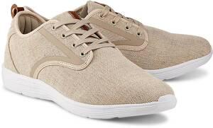 Fashion-Sneaker von COX in beige für Herren. Gr. 41,42,43,44,45,46