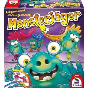 Schmidt Spiele - Monsterjäger