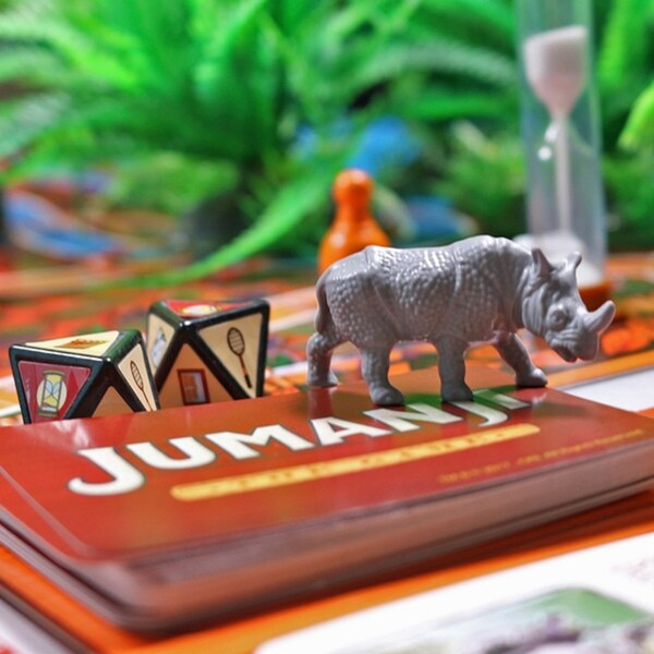 Jumanji Das Spiel