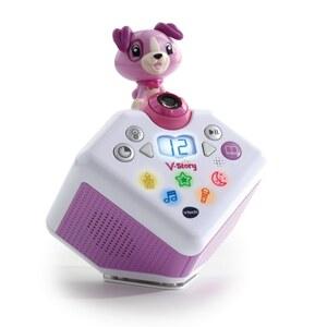 VTech - V-Story, die Hörspielbox, pink