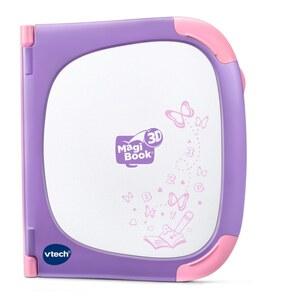 VTech - MagiBook 3D, pink
