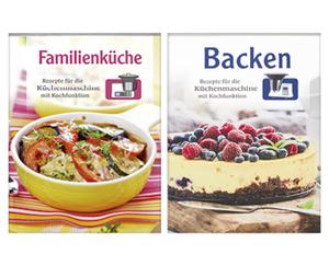 Kochen und Backen mit der Küchenmaschine
