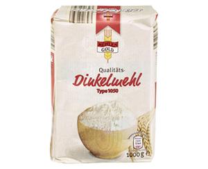 MÜHLENGOLD Dinkelmehl