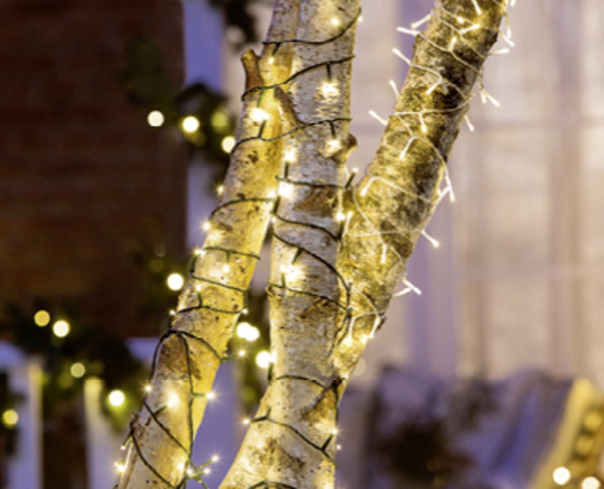 Bild 5 von CASA Deco Lichterkette 200 LEDs