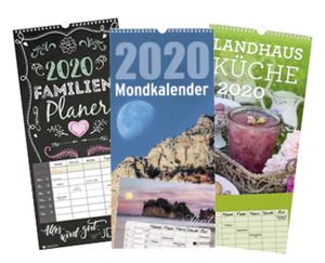 Streifenkalender 2020