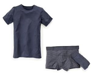 watson´s 2 Mikrofaser- T-Shirts/Retropants
