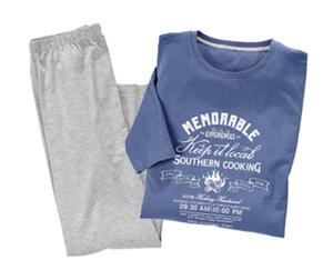 ROYAL CLASS CASUAL Jersey-Pyjama