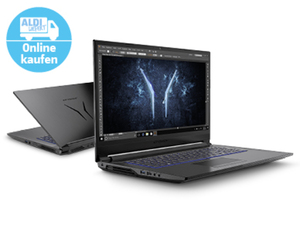 "Core Gaming Notebook 43,9 cm (17,3"") MEDION® ERAZER®  P178151"