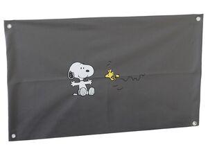 SILVIO design Wandschutz Snoopy in Leder-Optik