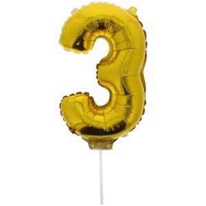 Folienballon Zahlen