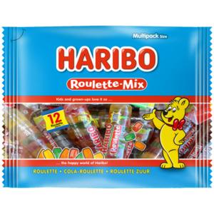 Haribo Minibeutel Roulette-Mix