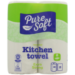 Pure Soft Küchenrolle Extra Strong