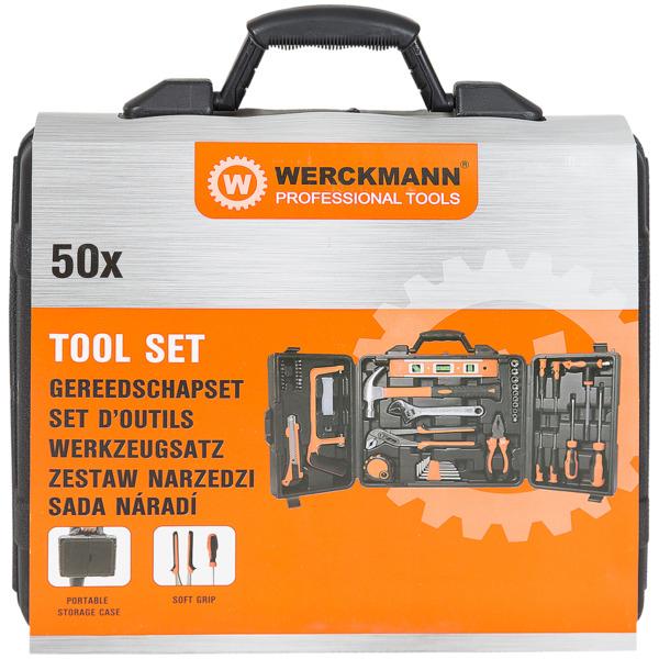 Werckmann Werkzeug-Set