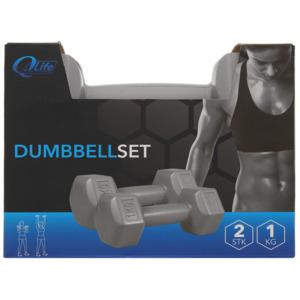Q4Life dumbbell set