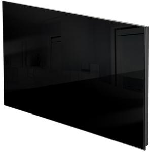 Glas Infrarotheizung schwarz 650 W