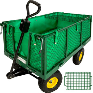 Bollerwagen mit Ablage max. 550kg