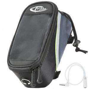 Fahrradtasche mit Rahmen-Befestigung für Smartphones...