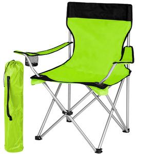 Campingstuhl grün