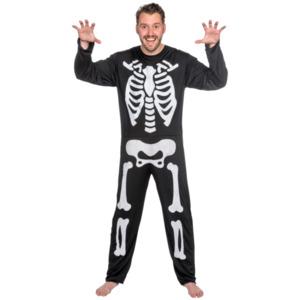 Skelett-Onesie