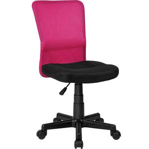 Bürostuhl Patrick schwarz/pink