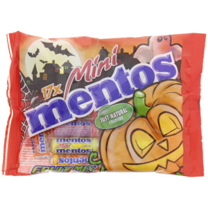 Mentos Mini Halloween
