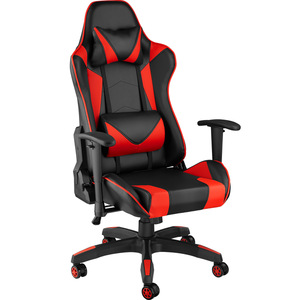 Premium Racing Bürostuhl Twink schwarz/rot