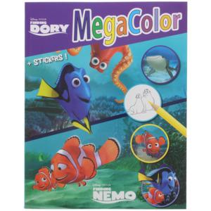 Megacolor Malbuch