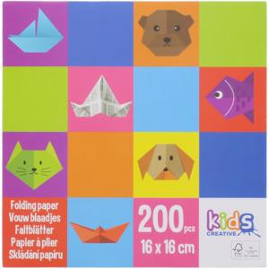 Kids Creative Faltblätter