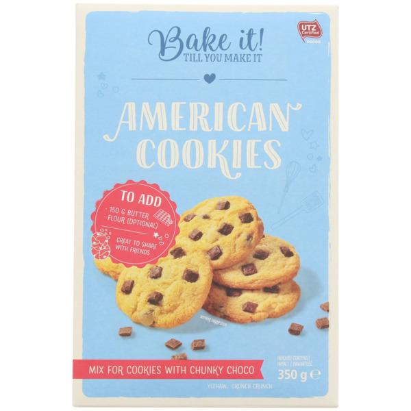 Bake it! American Cookies